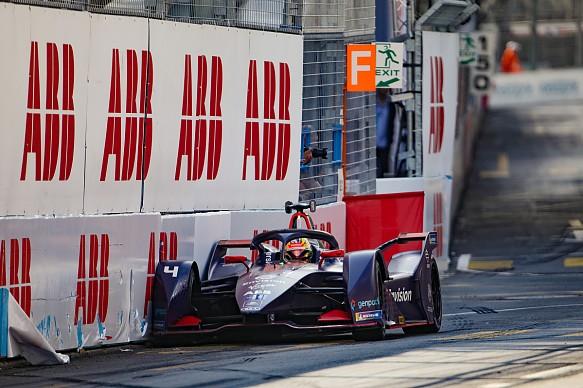 Robin Frijns Virgin Racing FE Bern 2019