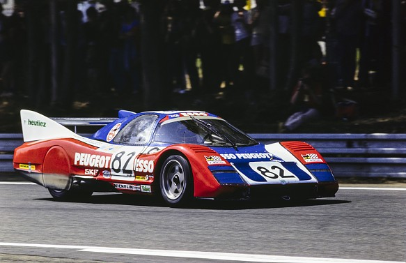 Welter Racing Le Mans 1981
