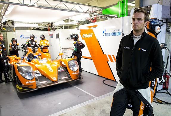 Giedo van der Garde Le Mans 2016