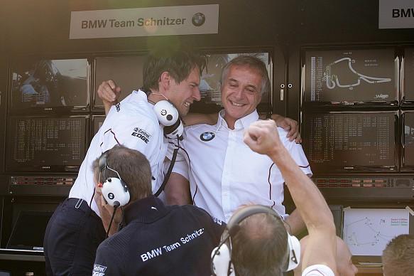 Charly Lamm Schnitzer BMW DTM