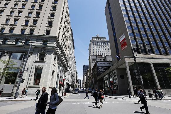 Montrealcity centre