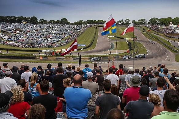 World Rallycross Championship Lydden Hill 2017