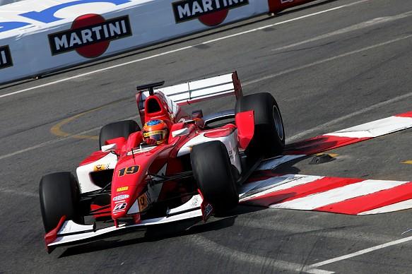 Timo Glock 2006 BCN Competition GP2 Monaco