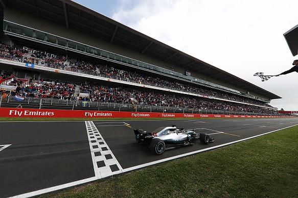 Lewis Hamilton wins Spanish GP 2018
