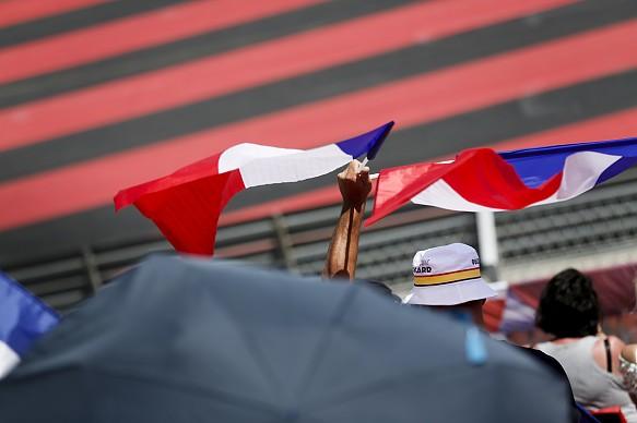 French Grand Prix 2019 flag