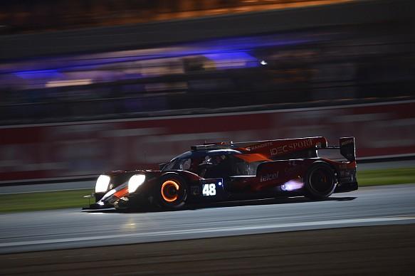 #48 IDEC Sport ORECA LMP2 Le Mans qualifying 2018