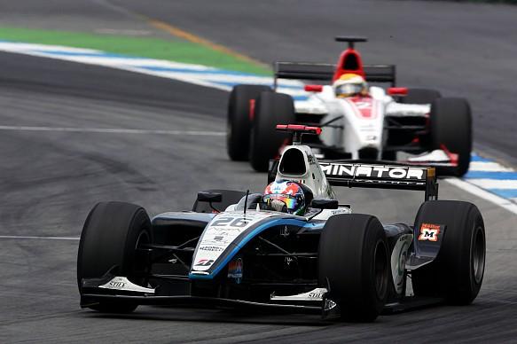 Gianmaria Bruni 2006 Trident GP2 Hockenheim