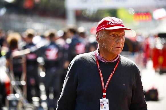 Niki Lauda Mercedes Austrian Grand Prix 2018