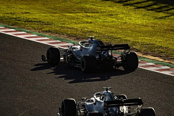 Valtteri Bottas Lewis Hamilton Japanese GP 2019