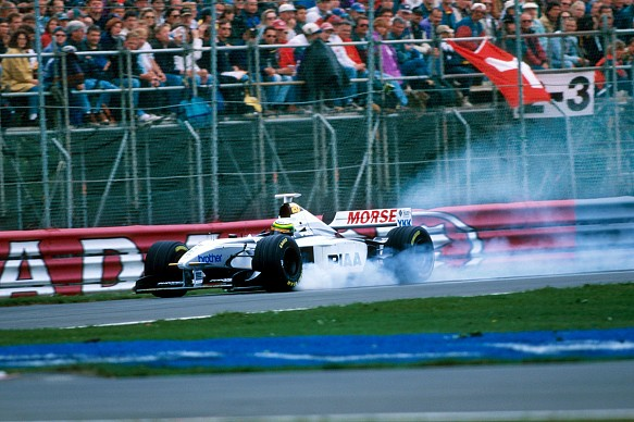 Ricardo Rosset Tyrrell Canada 1998