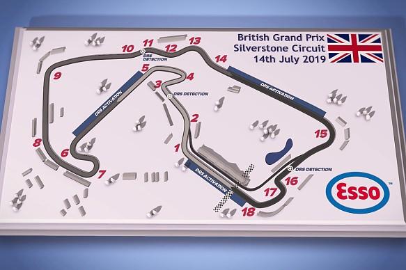 Esso British GP preview