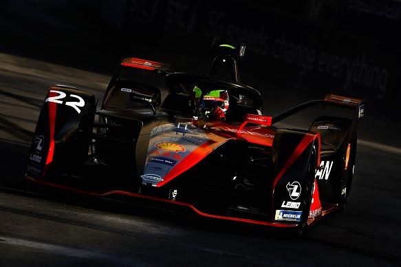 Oliver Rowland Nissan Diriyah Formula E 2019