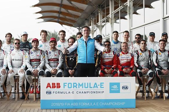 Alejando Agag Formula E