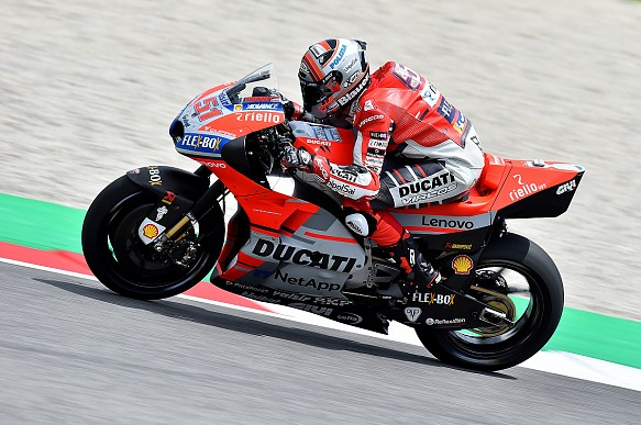 Michele Pirro Ducati MotoGP 2018 Mugello