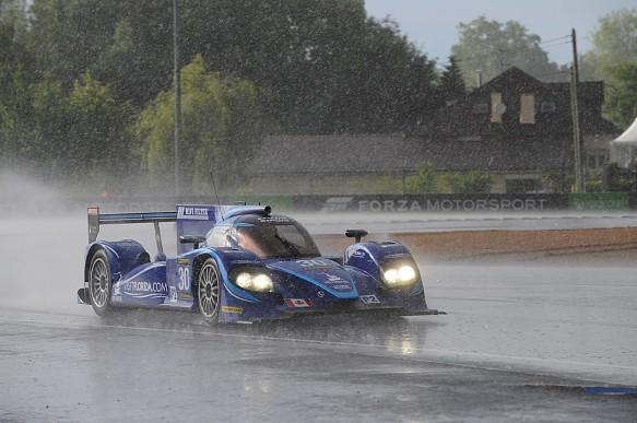 Johnny Mowlem Le Mans 2013