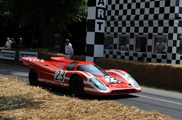 Porsche 917 Goodwood Festival of Speed 2013