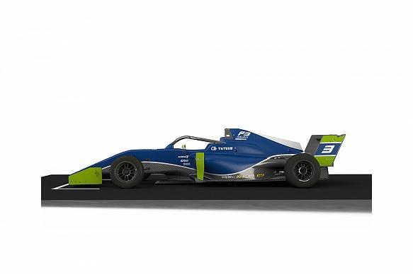 Tatuus Formula 3 2018