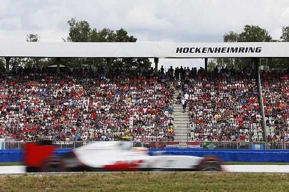 Hockenheim German GP F1 2016