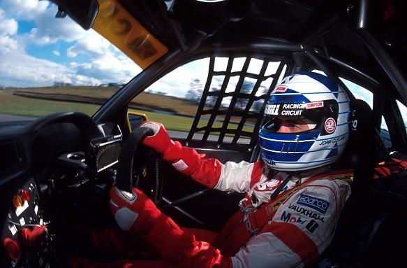 John Cleland Vauxhall BTCC