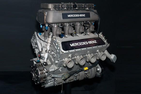 Mercedes 209, Penske, 1994 Indy 500