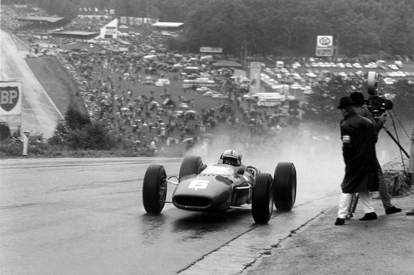 John Surtees 1966 Belgian GP