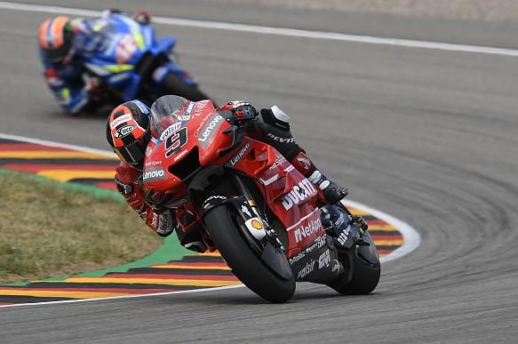 Petrucci Mir MotoGP 2019