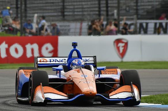 Scott Dixon Ganassi Indianapolis IndyCar 2018