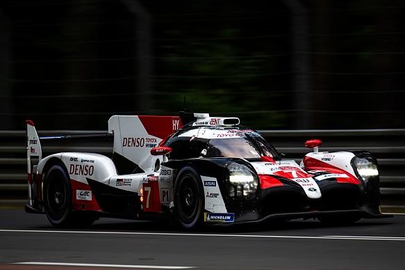 Kobayashi Lopez Conway Le Mans 2019