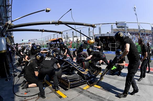 Romain Grosjean Haas Australian Grand Prix 2019