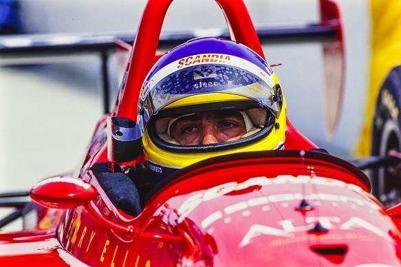 Michele Alboreto F1 1996