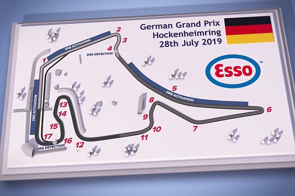 Esso German GP preview