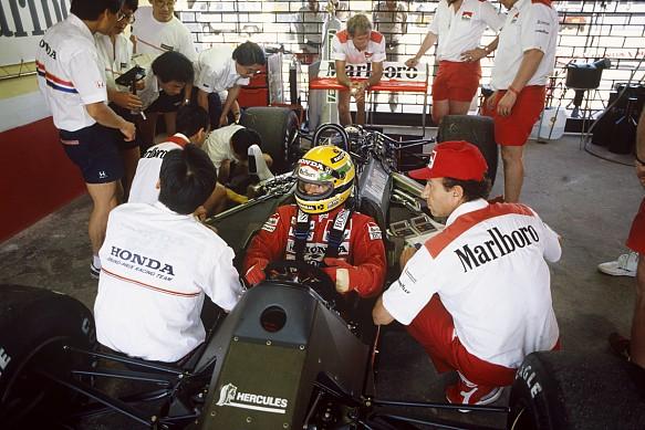 Ayrton Senna McLaren F1 1988