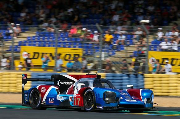 SMP BR1 Le Mans test 2018