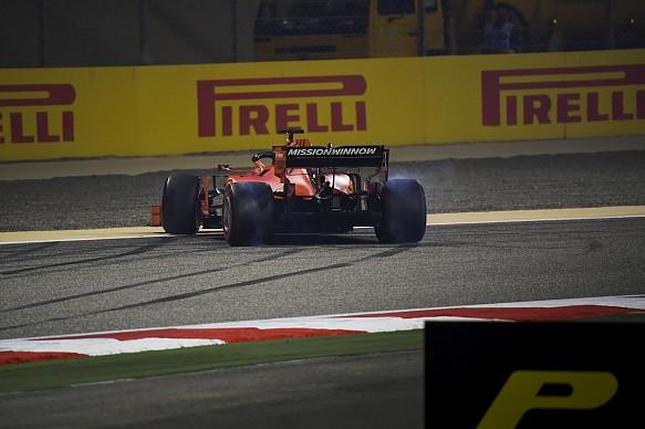 Vettel Bahrain GP F1 2019