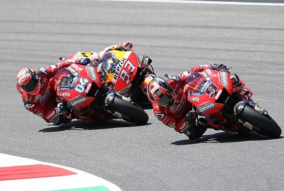 Marquez Honda Ducati MotoGP 2019