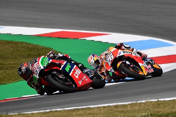Redding Pedrosa MotoGP Assen 2018