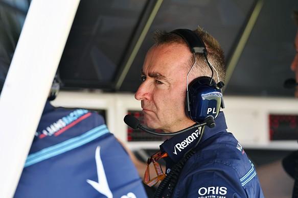 Paddy Lowe Williams F1 2018