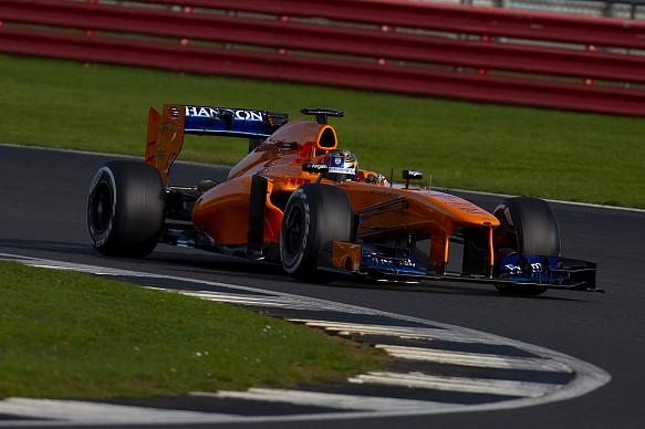 Dan Ticktum McLaren F1 MABA 2018