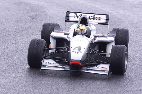 Mario Haberfeld F3000