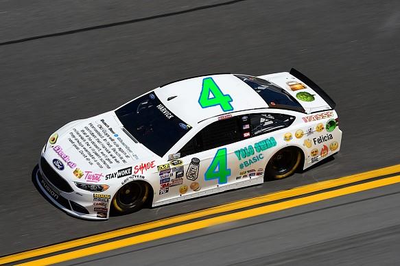 Kevin Harvick 2019 livery NASCAR