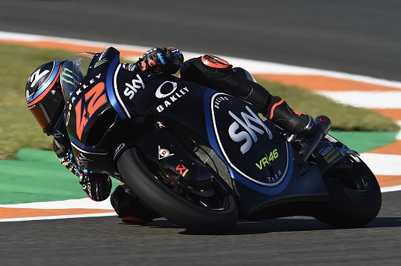 Francesco Bagnaia Moto2 2017