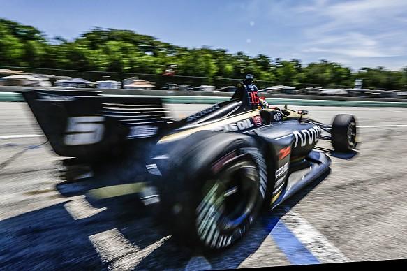James Hinchcliffe SPM Road America IndyCar 2019
