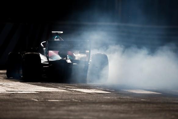 Alexander Albon crash Monaco F2 2018