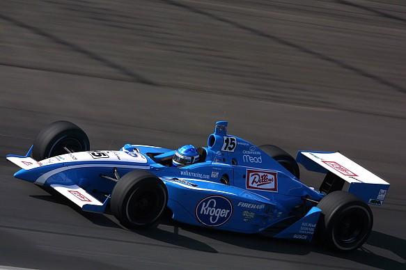 Sarah Fisher 2000 IRL Walker Racing