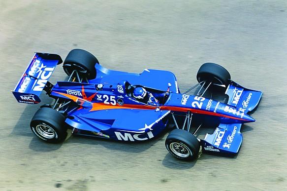 Jeff Krosnoff, Indycar Toronto 1996