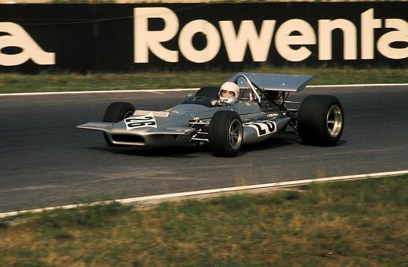 Hubert Hahne March 701 Hockenheim 1970