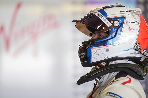 Sam Bird Envision Virgin Racing Formula E 2019
