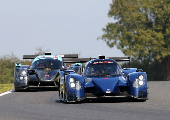 Red River Sport testing Norma LMP3