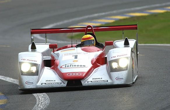 Frank Biela Le Mans