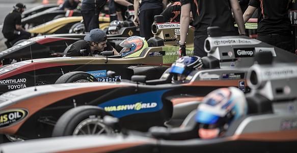 Toyota Racing Series 2018
